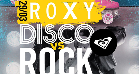 Roxy Disco VS Rock Day