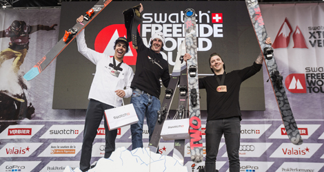 Финал Swatch Freeride World Tour 2016